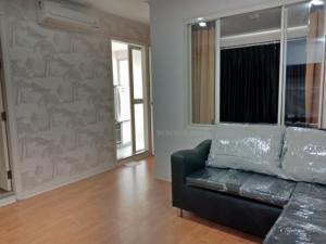 เช่าคอนโดรัชดา ห้วยขวาง : ลุมพินี วิลล์ ศูนย์วัฒนธรรม  1 ห้องนอน พื้นที่ทั้งหมด32.11 ชั้น07  ราคาเช่า (บาท/เดือน) 10,000฿