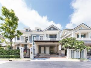 For SaleHouseBangna, Lasalle, Bearing : Single house Bangna Km.7 Narasiri Bangna 4Bedroom 5Bathroom 124Sq.wah