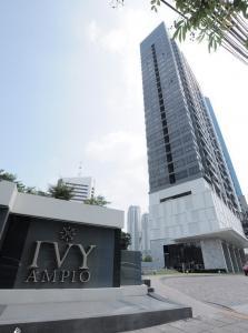 เช่าคอนโดรัชดา ห้วยขวาง : ให้เช่าคอนโด ไอวี่ แอมพิโอ รัชดา ใกล้ MRT วัฒนธรรม  พร้อมอยู่ 32 ตรม  ราคาเริ่มต้นที่ 20,000 บาท