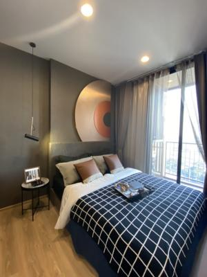 For SaleCondoSukhumvit, Asoke, Thonglor : Cheap sale, first-hand room from the Oka House project, 1 bedroom 26.5 sqm, only 3.29 million !! Contact First 0959455666