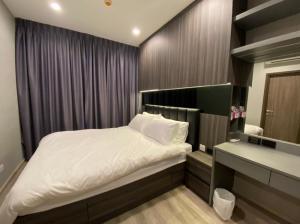 For RentCondoRama9, RCA, Petchaburi : For rent, Ideo Mobi asoke 1bedroom, high floor, beautiful decorated room, 19,000bath.