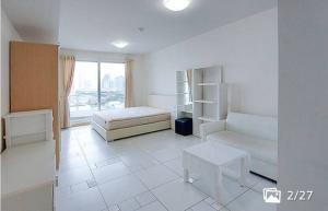For SaleCondoWongwianyai, Charoennakor : Condo for sale  Supalai River Place   fully furnished. Size 35 SQM.  studio room1 bath.