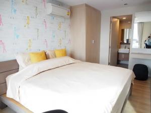 For RentCondoKasetsart, Ratchayothin : ✅ For rent: Haus 23 near MRT, size 34 sqm, complete with furniture and appliances ✅