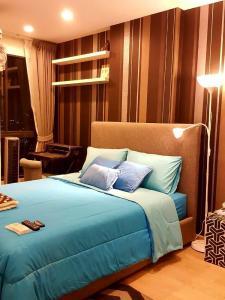 เช่าคอนโดท่าพระ ตลาดพลู : คอนโดให้เช่า ไอดีโอ สาทร-ท่าพระ   ราชพฤกษ์  บุคคโล ธนบุรี 1 ห้องนอน พร้อมอยู่ ราคาถูก
