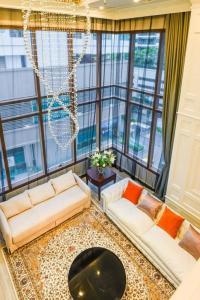 For RentCondoSukhumvit, Asoke, Thonglor : For rent The Emporio Place [The Emporio Place] ✅ Duplex room
