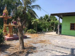 For SaleLandNakhon Pathom, Phutthamonthon, Salaya : Land for sale with rooms for rent.