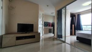 For RentCondoBangbuathong, Sainoi : For rent D Condo Rattanathibet, Sai Ma Subdistrict, Mueang District, Nonthaburi Province (own owner)