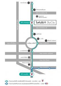 For RentCondoVipawadee, Don Mueang, Lak Si : For Rent: Knightsbridge Skycity Saphanmai (Knightsbridge Skycity Saphanmai)