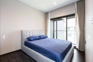 For RentCondoRama9, RCA, Petchaburi : SK01100 For rent The Line Asoke-Ratchada, 1 bedroom, 1 bath, beautiful room, ready to move in. * MRT Rama 9.