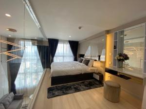For RentCondoSathorn, Narathiwat : For rent, Knightsbridge Prime Sathorn [Knightsbridge Prime Sathorn] ✅ Duplex room.
