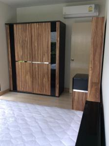 For RentCondoLadprao 48, Chokchai 4, Ladprao 71 : For rent 16,000 baht The Revo Condo has a washing machine, fully furnished.