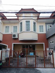 เช่าบ้านบางนา แบริ่ง : บ้านให้เช่า The connect2 bangna km10