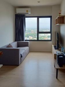 For RentCondoChiang Mai, Chiang Rai : 24 Sqm 16th floor 1 bedroom Apartment Escent Condo CPN Chiang mai in Central Festival