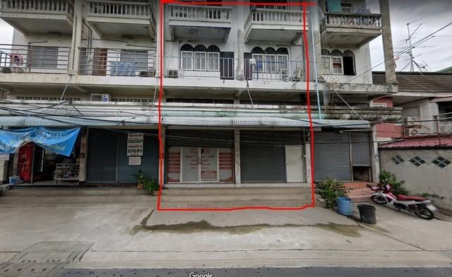 For RentShophousePattanakan, Srinakarin : For rent, commercial building, 4.5 floors, 2 booths, Soi On Nut 44, Sukhumvit 77, Sublet