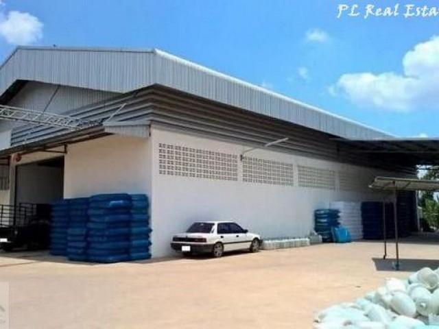 ขายโรงงานฉะเชิงเทรา : ขายโรงงานเป่า-ฉีดพลาสติกพร้อมเครื่องจักร ฉะเชิงเทรา พร้อมใบ รง.4 สภาพใหม่ ทำเลดีมาก