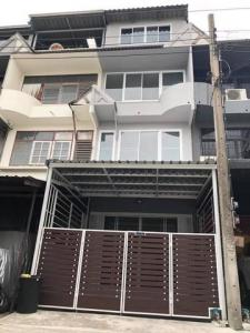 For RentTownhouseNana, North Nana,Sukhumvit13, Soi Nana : 4-storey townhome for rent Soi Sukhumvit 65 Near BTS Ekkamai, BTS Phon Khong, suitable for home office