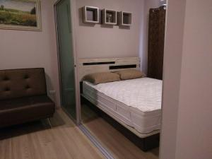 For RentCondoChengwatana, Muangthong : New room, built-in storage Ready for rent