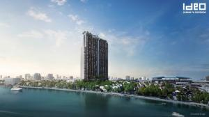 For SaleCondoPinklao, Charansanitwong : Urgent, room out of reservation, river view, 1 Bedroom Hybrid, high floor, IDEO Charan70 Tel. 062-339-3663