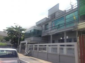 For SaleHome OfficeRama9, RCA, Petchaburi : H324-Home office for sale, 3 and a half storey house, Sukhumvit 71 Road, Soi Pridi Banomyong 26, near Phra Khanong BTS station. The way up to the expressway Sukhumvit 50 is convenient to travel.
