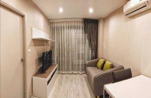 For RentCondoBang Sue, Wong Sawang : For Rent Ideo Mobi Bangsue Grand Interchange (30 sqm.)