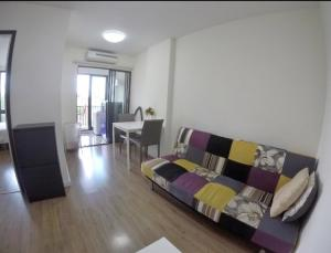For SaleCondoOnnut, Udomsuk : Hot Deal! for sale at I Condo 103 1 Bedroom 1 Bathroom 2,205,000THB transfer50/50 Fully furnished (can negotiate ) Code P-00251