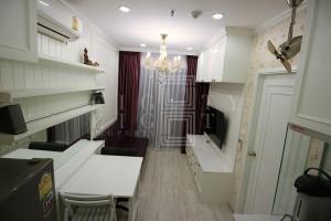 เช่าคอนโดบางนา แบริ่ง : For Rent Ideo Mobi Sukhumvit Eastgate (30 sqm.)