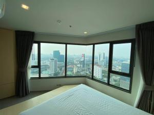 เช่าคอนโดลาดพร้าว เซ็นทรัลลาดพร้าว : ⭐️ให้เช่า Life Ladprao ห้อง Muji วิวสวยที่สุดในโครงการ‼️