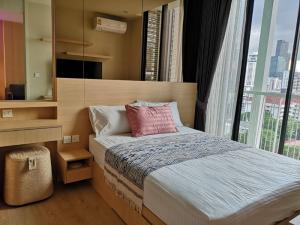 For RentCondoSukhumvit, Asoke, Thonglor : !! Beautiful room for rent, Noble Recole Condo (Noble Recole), near BTS Asoke