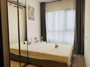 For RentCondoOnnut, Udomsuk : Knightsbridge Prime Onnut Room for rent (ไนท์บริดจ์ ไพร์ม อ่อนนุช คอนโดให้เช่าใกล้บีทีเอสอ่อนนุช)
