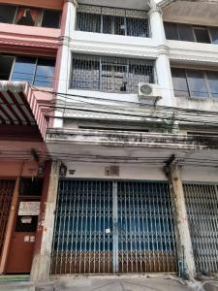 For SaleShophouseEakachai, Bang Bon : Commercial building for sale in good condition, Ekachai-Bang Bon, 22.9 sq m.