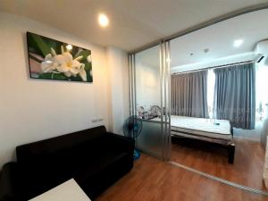For RentCondoRamkhamhaeng Nida, Seri Thai : Lumpini Ville Ramkhamhaeng 60-2 1 bedroom, total area 22.76, 10th floor.