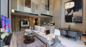 For SaleTownhouseSukhumvit, Asoke, Thonglor : Rental / Selling: Luxury Townhome In Sukhumvit 31, 402 Sqm, 5 Bed 5 Bath, Full Funitures🔥🔥Rental Price: 220,000 THB / Month 🔥🔥🔥🔥Selling Price: 60,000,000 THB 🔥🔥 # Condorental # Fullfurnished # Electricity # PSLiving📌Refrigerator 📌Airconditioner📌Microwave📌
