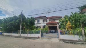 For SaleHouseLadkrabang, Suwannaphum Airport : ++ขายด่วนบ้านเดี่ยว2ชั้น ถนนฉลองกรุง ลาดกระบัง เดินทางสะดวก++