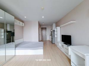 For RentCondoThaphra, Wutthakat : For Rent !!! CASA CONDO Ratchada-Ratchapruek, high floor studio, special price, next to BTS Talat Phlu