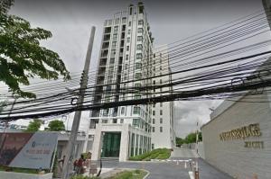 For RentCondoVipawadee, Don Mueang, Lak Si : Knightsbridge Sky City, New Bridge, near BTS Sai Yud, ready to move in, 22 sq m, 8000 baht.