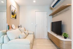 เช่าคอนโดวิทยุ ชิดลม หลังสวน : Rental : Life One Wireless  ชั้นที่ 14 พื้นที่ 35 ตร.ม. แบ่งพื้นที่ได้เป็นสัดส่วนน่าอยู่มากค่ะ