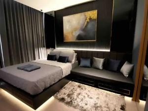 เช่าคอนโดสุขุมวิท อโศก ทองหล่อ : (ว่าง) Park 24, For Rent Studio size 28 sqm on 28 floor Price24000 baht fully furnished ห้องใหม่ไม่เคยปล่อยเช่า