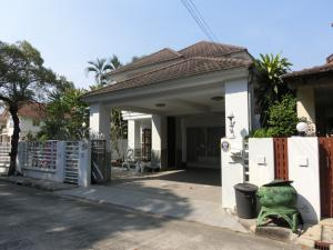 For SaleHouseNawamin, Ramindra : House for sale Arena Park Khubon 27, intersection 11, Tha Raeng, Bang Khen, Bangkok 10230