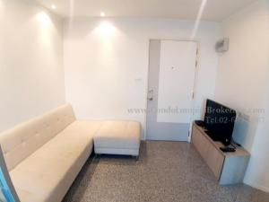 For RentCondoRathburana, Suksawat : Lumpini Place Suksawat-Rama 2, 1 bedroom, total area 26.03, 19th floor, rental price (baht / month) 7,500 ฿