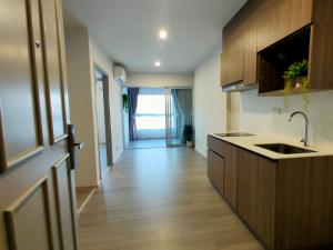 For SaleCondoPinklao, Charansanitwong : Condo for sale The Parkland Charan-Pinklao 1 bedroom 35 sqm corner room near MRT Bang Yi Khan only 50 meters.