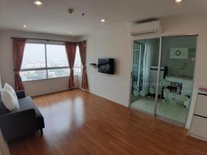 For RentCondoRathburana, Suksawat : Lumpini Place Suksawat-Rama 2, 1 bedroom, total area 37.72, 21st floor, rental price (baht / month) 11,000 ฿