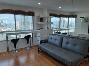For RentCondoRathburana, Suksawat : Lumpini Place Suksawat-Rama 2, 1 bedroom, total area 40.66, floor 24, rental price (baht / month) 15,000 ฿