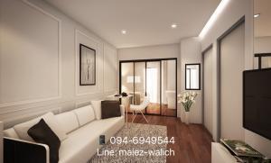 For SaleCondoSapankwai,Jatujak : 2 bedroom for sale, cheapest‼ beautiful built in &decoration ''Ideo Phaholyothin Chatuchak'' near BTS Saphan Kwai.