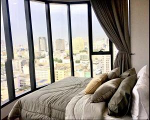 เช่าคอนโดอารีย์ อนุสาวรีย์ : For Rent Ideo Q Victory พร้อมเข้าอยู่ ห้องใหม่ เครื่องใช้ไฟฟ้าครบ!!! @JST Property.
