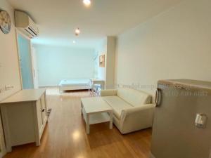 For RentCondoRama 8, Samsen, Ratchawat : Lumpini Place Rama 8 Studio Total area 30.01 Floor 11 Rental price (Baht / Month) 8,000 ฿