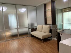 For RentCondoNawamin, Ramindra : Lumpini Place Ramintra-Laksi, 1 bedroom, total area 34.58, floor 03, rental price (baht / month) 9,000 ฿