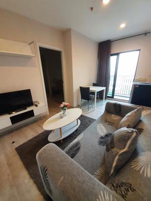 For RentCondoRattanathibet, Sanambinna : C94 Condo for rent, Plum Condo, Central Station Phase 1, next to Central Westgate (with washing machine, 9th floor)
