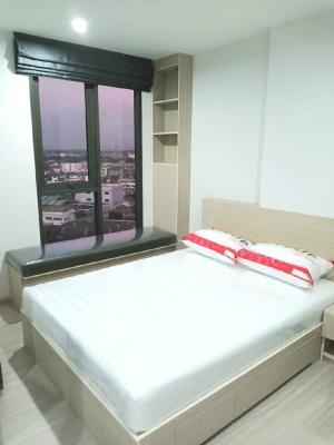 For RentCondoBang kae, Phetkasem : For rent, TheParkland Phetkasem 56, large room, with washing machine, 1 bedroom, 31 sq m, 10,000 baht / month.