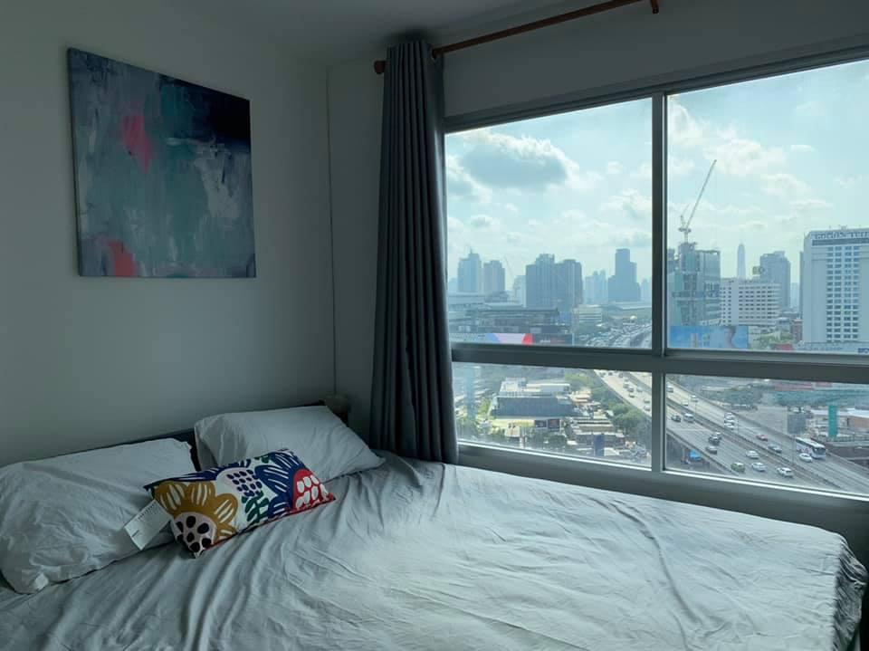 เช่าคอนโดพระราม 9 เพชรบุรีตัดใหม่ : ให้เช่า Lumpini Park Rama 9 - Ratchada ห้องสวย ราคาไม่แพง เฟอร์ครบ เดินทางสะดวก
