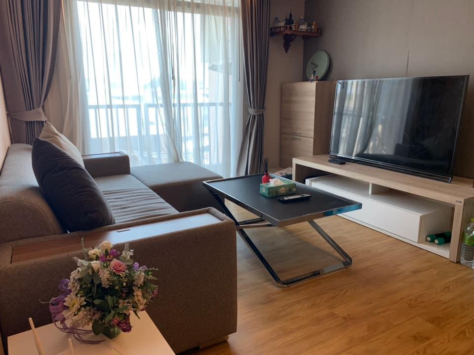 For RentCondoRama3 (Riverside),Satupadit : For rent Siamese Nang Linchee (Siamese Nang Linchee)